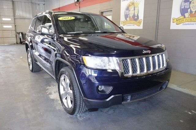 2012 Jeep Grand Cherokee Overland Winter Haven FL