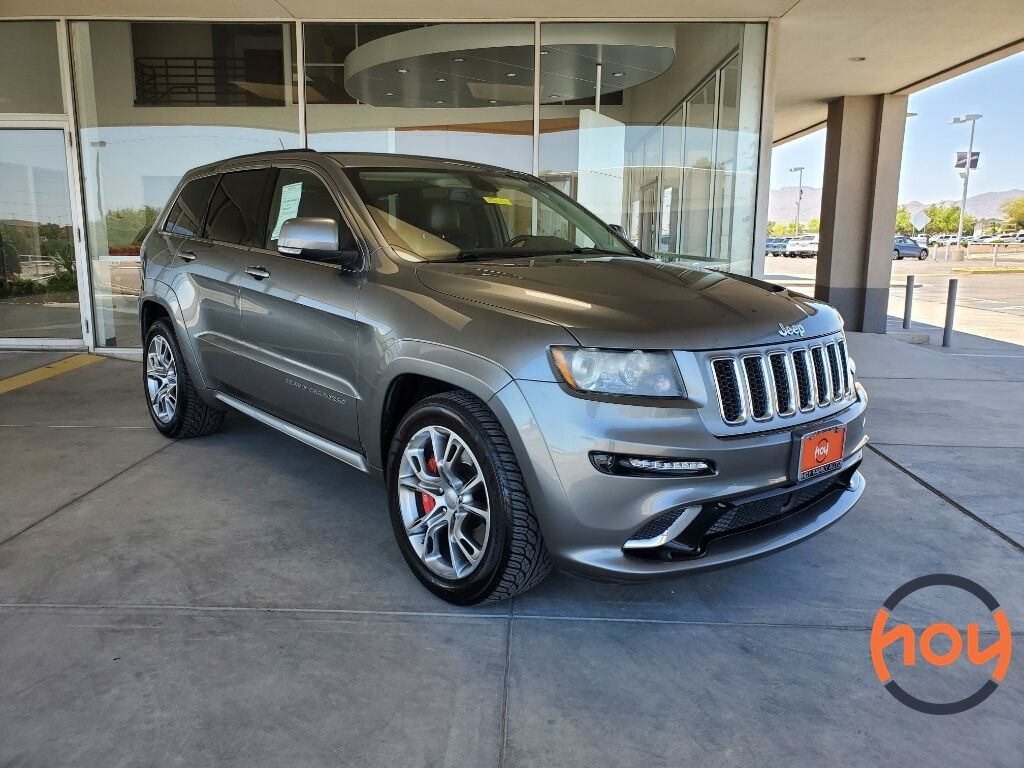 2012 Jeep Grand Cherokee SRT8 El Paso TX