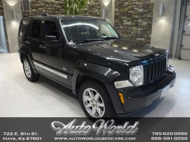 2012 Jeep LIBERTY LATITUDE 4X4  Hays KS