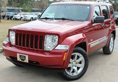 2012_Jeep_Liberty_** 4X4 LATITUDE ** - w/ BACK UP CAMERA & LEATHER SEATS_ Lilburn GA