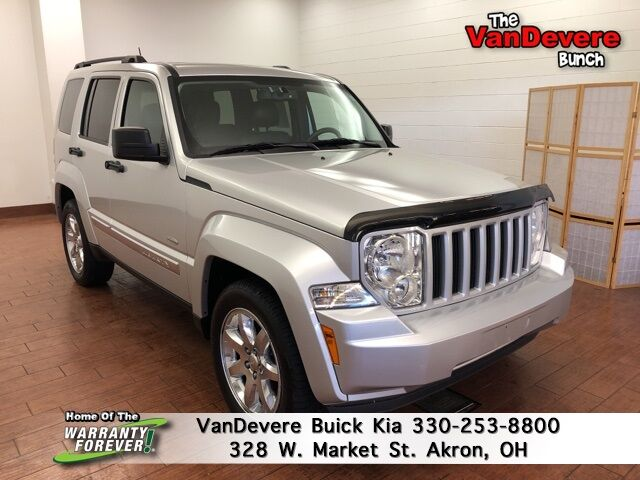 2012 Jeep Liberty  Akron OH