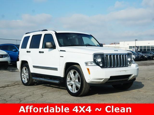 2012 Jeep Liberty 4WD 4dr Limited Jet Cranberry Twp PA