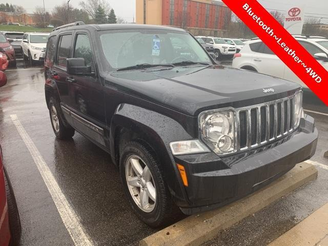 2012 Jeep Liberty 4WD 4dr Limited Cranberry Twp PA