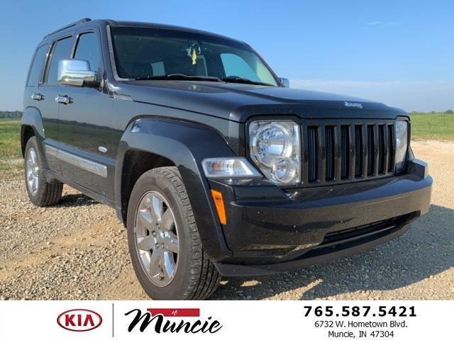 2012 Jeep Liberty 4WD 4dr Sport Latitude Muncie IN