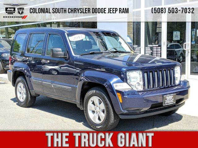 2012 Jeep Liberty 4WD 4dr Sport Dartmouth MA