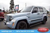 2012 Jeep Liberty 4WD Sport Latitude ARCTIC Edition