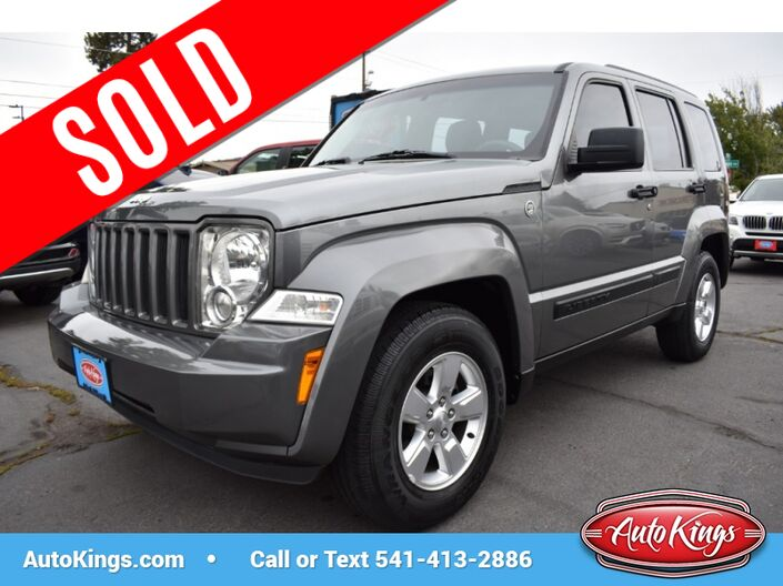 2012 Jeep Liberty 4WD Sport Latitude Bend OR