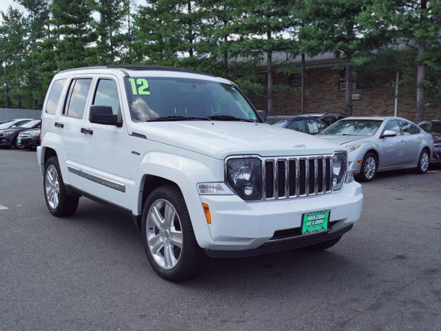 2012 Jeep Liberty Jet Edition Lodi NJ