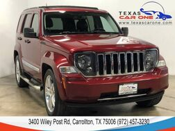 2012_Jeep_Liberty_LIMITED JET NAVIGATION SKY SLIDER ROOF LEATHER HEATED SEATS BLUETOOTH_ Carrollton TX