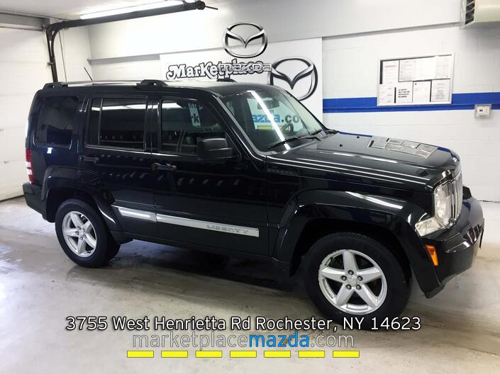 2012 Jeep Liberty Limited 4WD Rochester NY