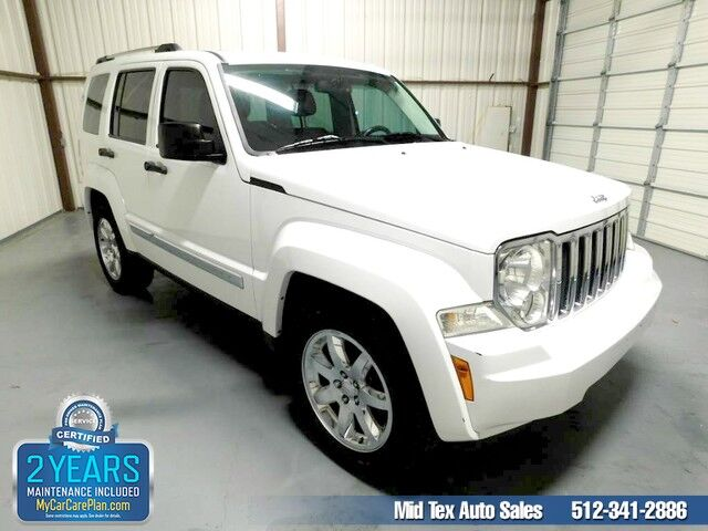 2012 Jeep Liberty Limited Austin TX