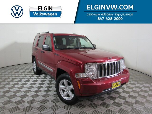 2012 Jeep Liberty Limited Elgin IL