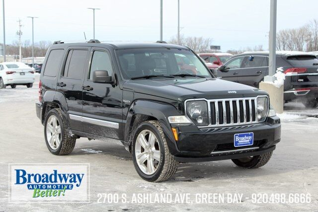 2012 Jeep Liberty Limited Jet Edition Green Bay WI