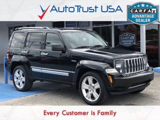 2012 Jeep Liberty Limited Jet Edition Miami FL