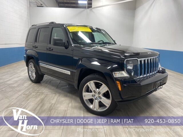 2012 Jeep Liberty Limited Jet Edition Plymouth WI