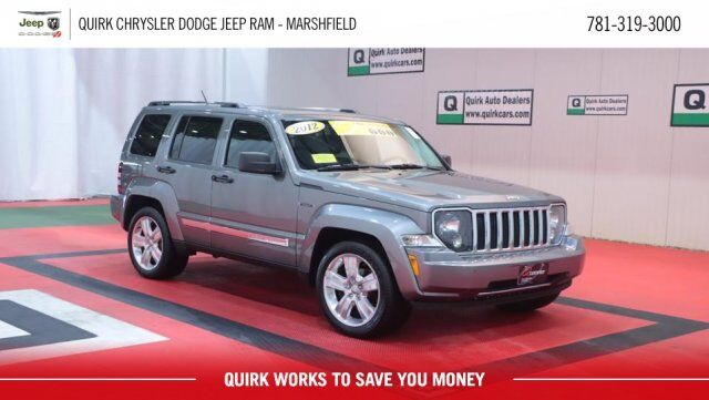 2012 Jeep Liberty Limited Jet