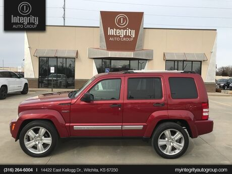 2012 Jeep Liberty Limited Jet Wichita KS
