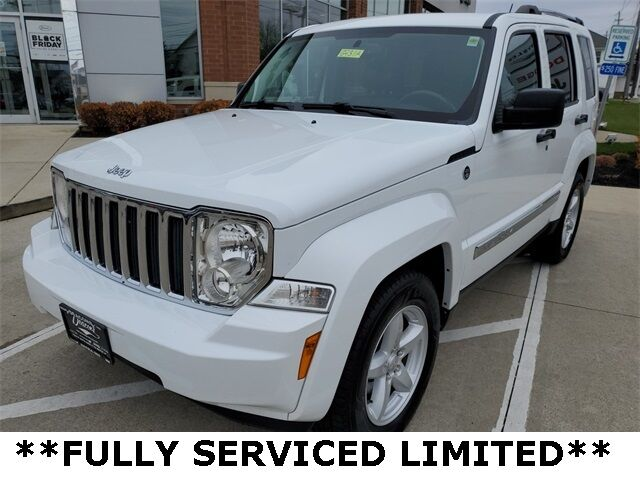 2012 Jeep Liberty Limited Mayfield Village OH
