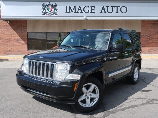 2012 Jeep Liberty Limited West Jordan UT