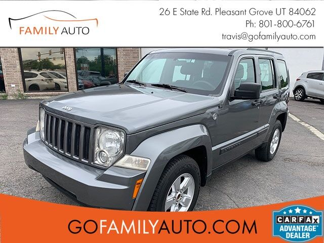 2012 Jeep Liberty Sport 4WD Pleasant Grove UT