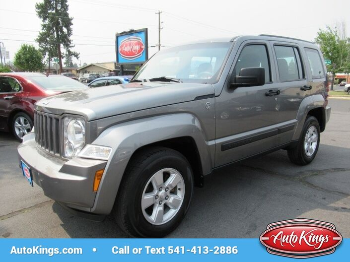 2012 Jeep Liberty Sport 4x4 Bend OR