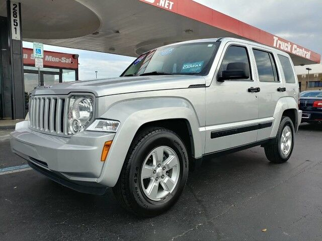 2012_Jeep_Liberty_Sport_ Fort Myers FL