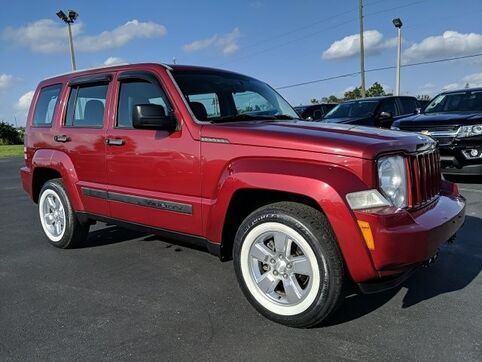 2012_Jeep_Liberty_Sport_ Lakeland FL