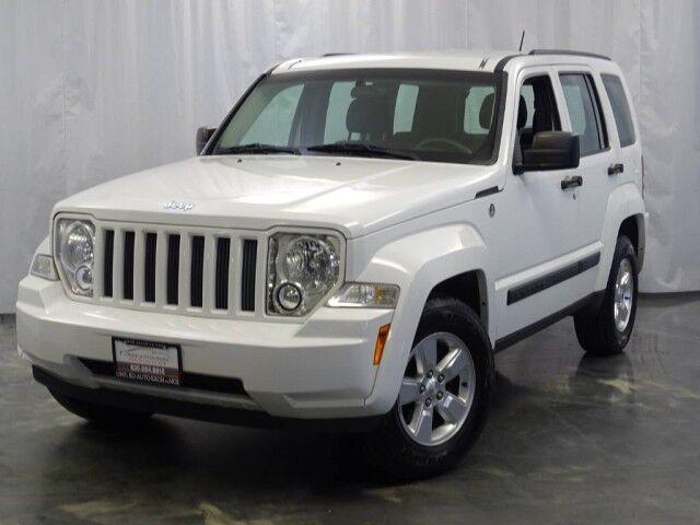 2012 Jeep Liberty Sport Latitude / 3.7L V6 Engine / 4WD Addison IL