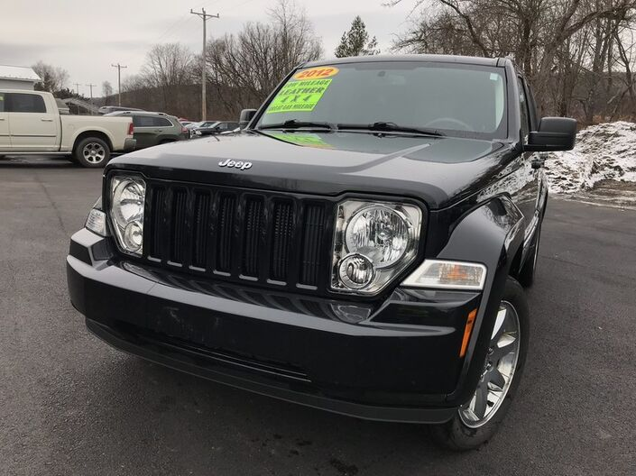 2012 Jeep Liberty Sport Latitude Rock City NY