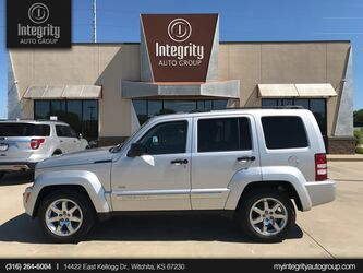 Jeep Liberty Sport Latitude 2012