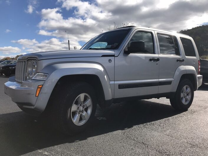 2012 Jeep Liberty Sport Rock City NY