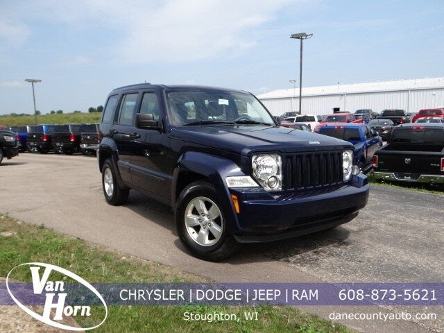 2012 Jeep Liberty Sport Plymouth WI