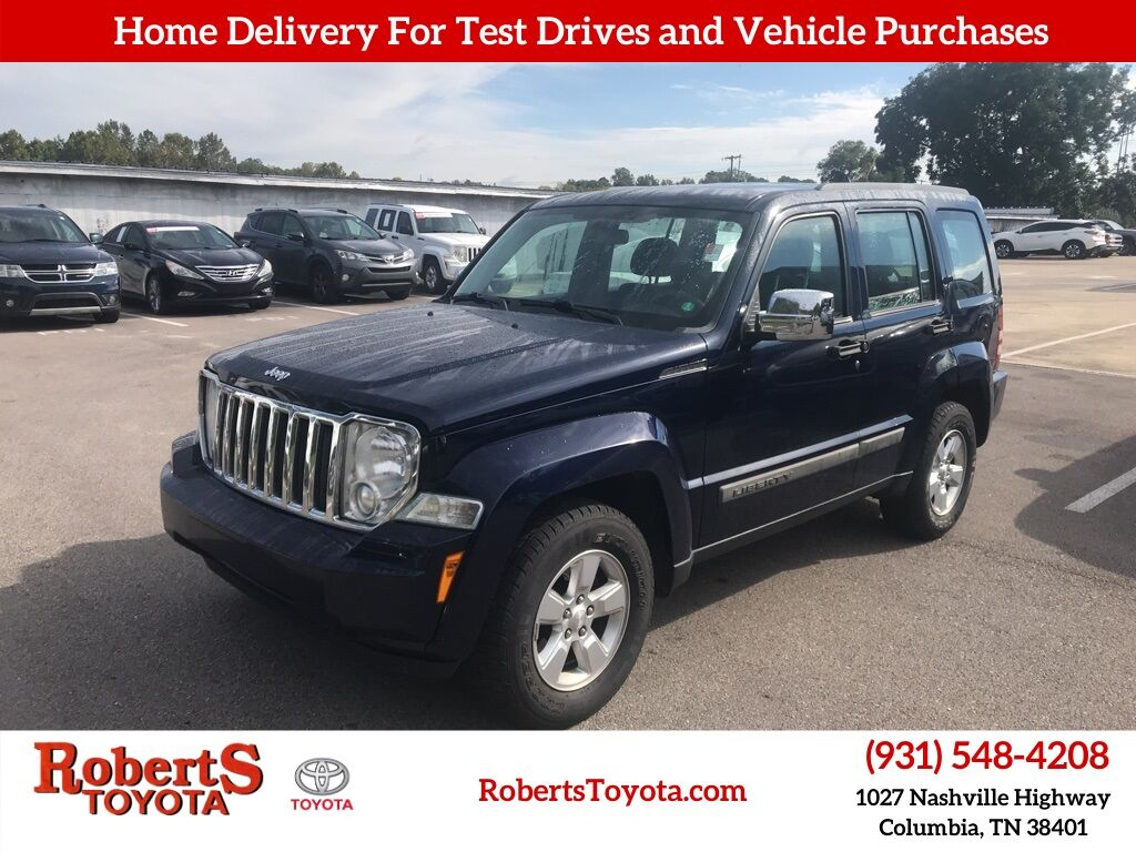 2012 Jeep Liberty base Columbia TN
