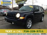 2012 Jeep Patriot Latitude 4WD 1-Owner