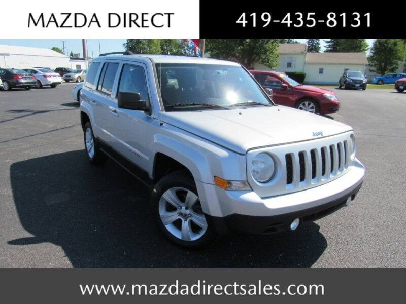 2012 Jeep Patriot Latitude Fostoria OH
