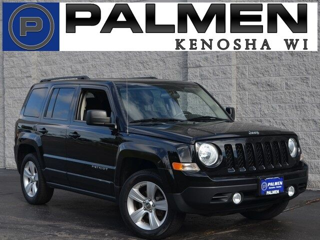 2012 Jeep Patriot Latitude Kenosha WI