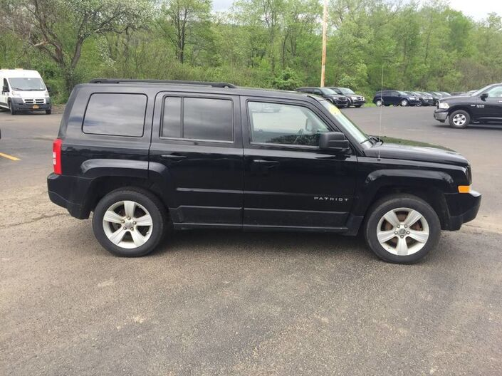 2012 Jeep Patriot Latitude Rock City NY