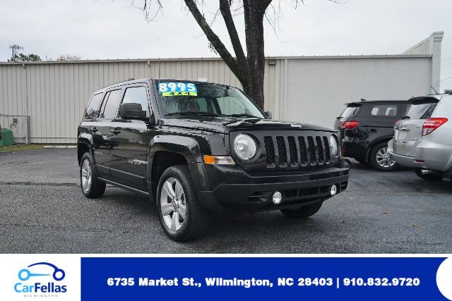 2012 Jeep Patriot Latitude Wilmington NC