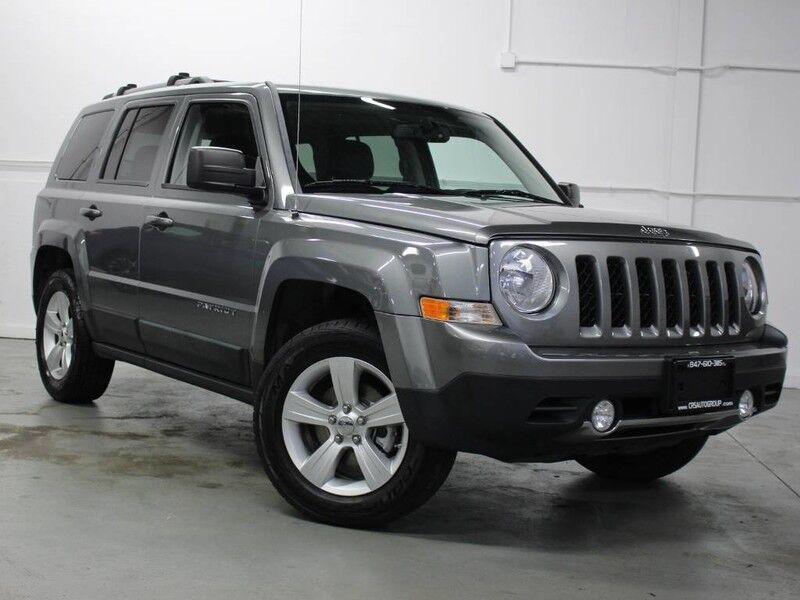 2012 Jeep Patriot Limited 4WD Heated Seats Remote Start