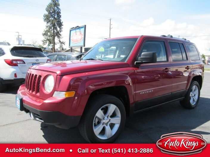 2012 Jeep Patriot Limited Bend OR