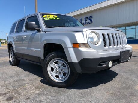 2012 Jeep Patriot Sport 2WD Jackson MS