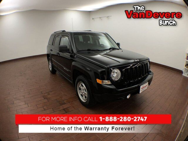 2012 Jeep Patriot Sport Akron OH