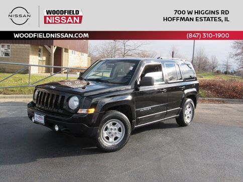 2012_Jeep_Patriot_Sport_ Hoffman Estates IL