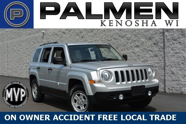 2012 Jeep Patriot Sport Kenosha WI