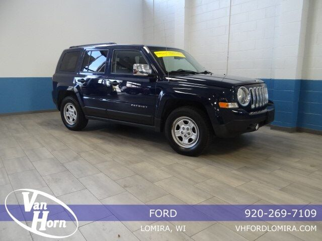 2012 Jeep Patriot Sport Plymouth WI