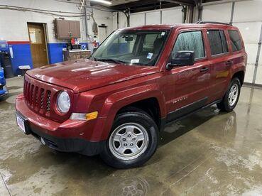 2012_Jeep_Patriot_Sport_ Worcester MA