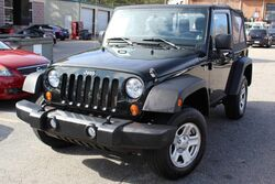 Jeep Wrangler ** SPORT ** - w/ TOW PACKAGE 2012