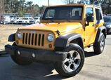 2012 Jeep Wrangler ** SPORT UNLIMITED ** - w/ SATELLITE & TOW PACKAGE