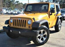 2012_Jeep_Wrangler_** SPORT UNLIMITED ** - w/ SATELLITE & TOW PACKAGE_ Lilburn GA