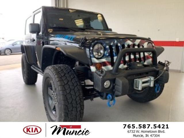 2012 Jeep Wrangler 4WD 2dr Call of Duty MW3 *Ltd Avail Muncie IN